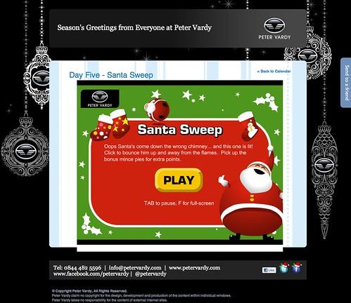 Twitter Advent Calendar Day 9: Advent Games, pt 2