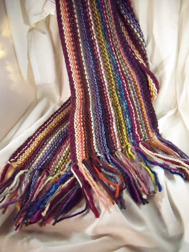 scarf stripes