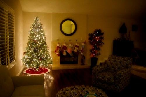 before Santa came