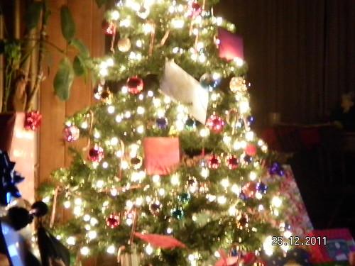 CHRISTMAS & NEW YEAR 2011  by Kim Vaughn Sowards