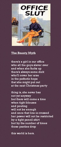 The Beauty Myth by Michael Ashley Poet