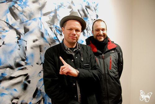 Nick Walker and Kan/DMV at Futura