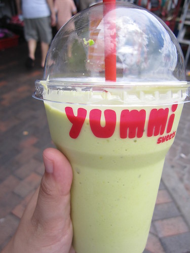 Avocado Shake, Yummi Sweets