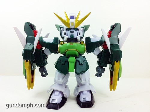 SD Gundam Online Capsule Fighter ALTRON Toy Figure Unboxing Review (11)