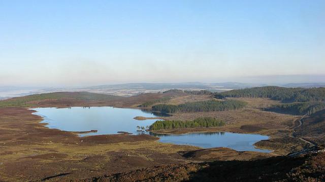 Loch nam Bonnach, near Beauly