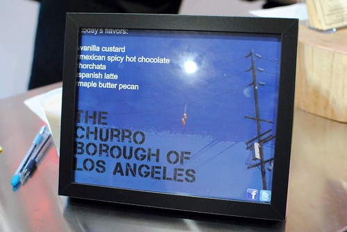 churro borough