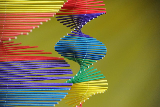 The magic spirals