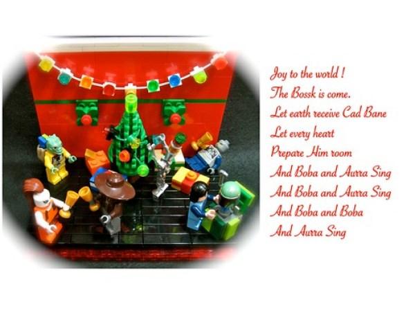 The Clone Wars Christmas Hymn