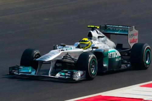 #8 Nico Rosberg