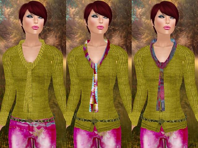 Ana's Closet #035 - Prism