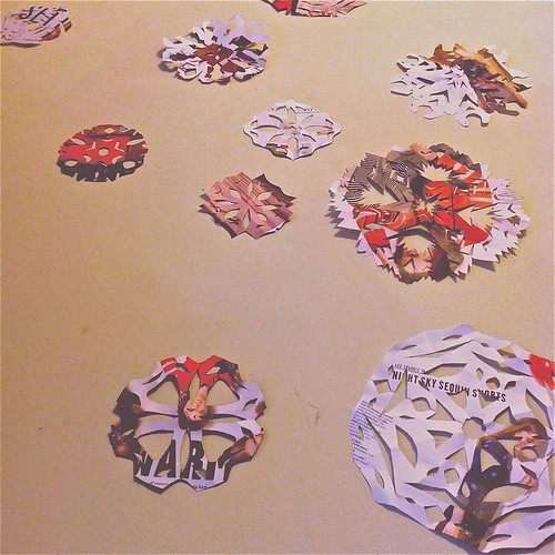 snowflake junk mail