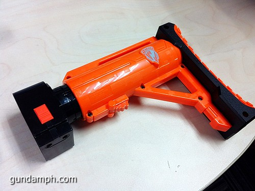 NERF Sale 50% Off Stampede Raider Recon Unboxing Review (60)