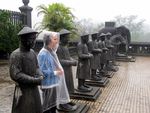 Mandarin Tomb Guards