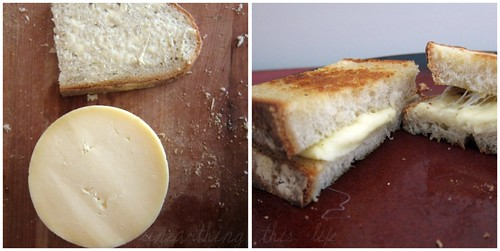 Manchego grilled cheese