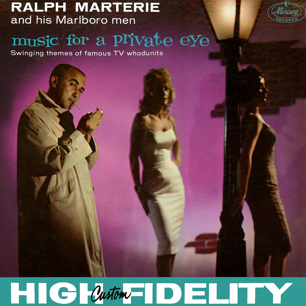 Ralph Marterie - Music for a Private Eye