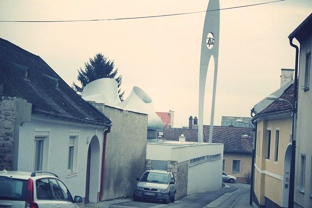 Coop himmelb(l)au,Hainburg