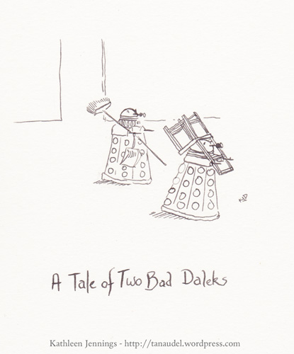 A Tale of Two Bad Daleks