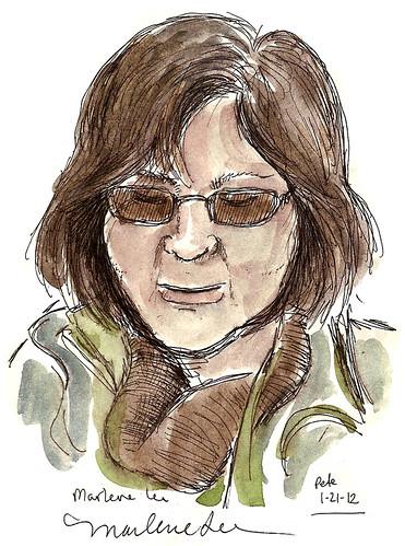 sketchcrawl 34 marlene