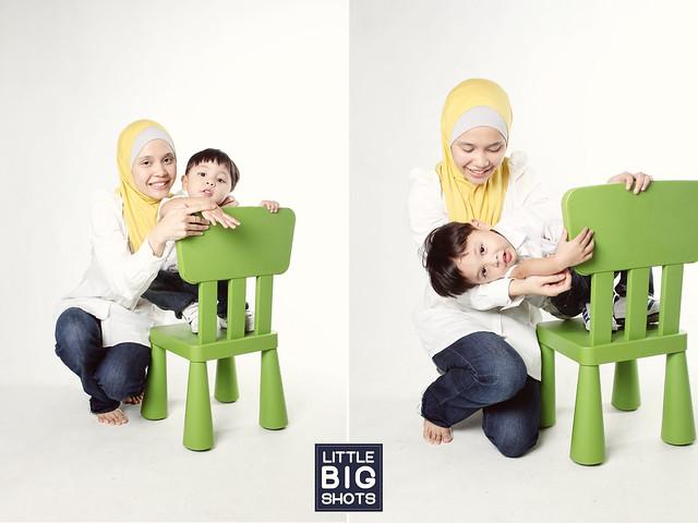 Motherhood | Family Studio Portraiture