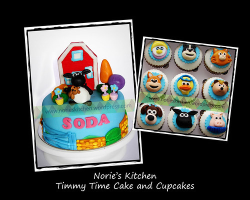 Norie's Kitchen - Timmy Time Cake by Norie's Kitchen