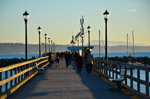 White Rock BC - Feb 3, 2012