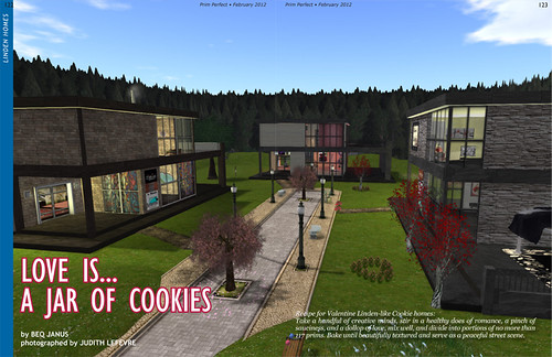 Prim Perfect Issue 39: Linden Homes
