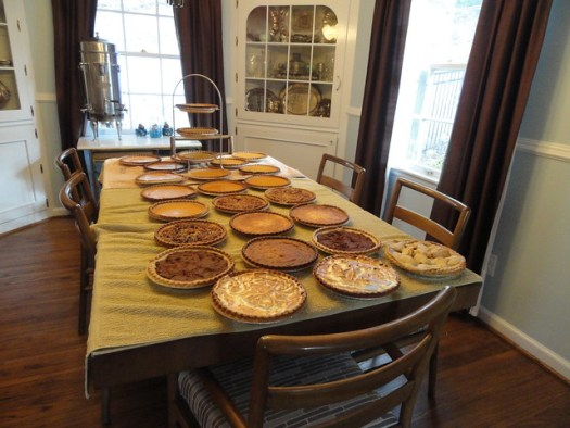 This Year's Thanksgiving Pies