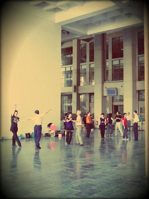 ballroom dancing in kaohsiung