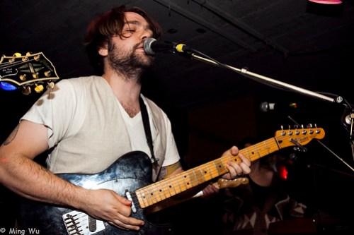 Amos The Transparent @ Live Lounge