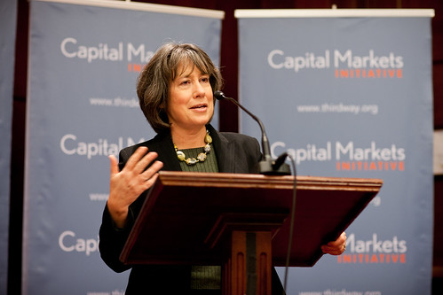 Sheila Bair, former Chairman of the FDIC by Third Way