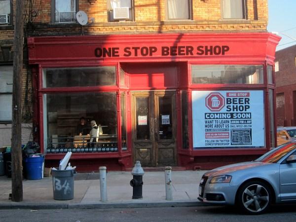 One Stop Beer Shop