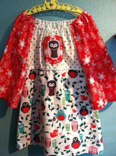 2011 christmas dress