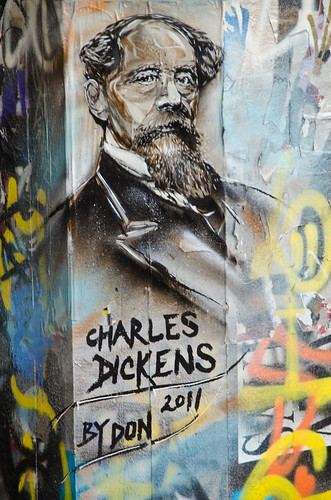 Charles Dickens by Don