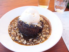 Sticky Date Pudding, Little Creatures, Fremantle