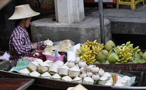 Floating market - Bangkok (43 of 66)