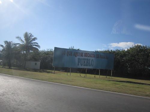 6/1/2012 - Rumo a Varadero (Cuba)