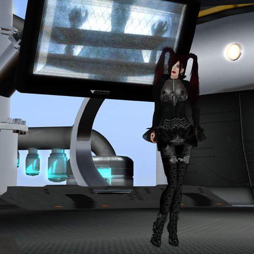 Goth - Bladerunner 2