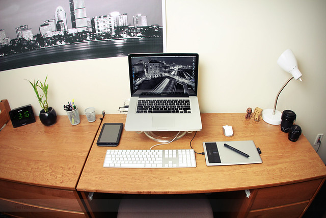 My Desk (On a Good Day)