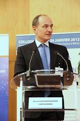 Jean Lassignardie, Cap Gemini