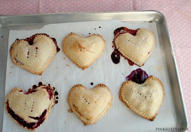 baking hand pies
