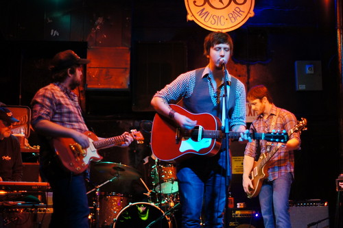 American Aquarium, Local 506, Chapel Hill NC, 02/07/12