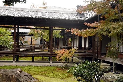 Kenninji-temple 建仁寺