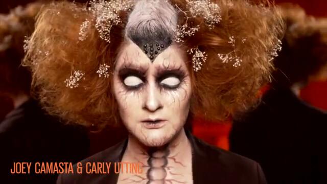 MAC Cosmetics Halloween Face Off, 2011 (5)