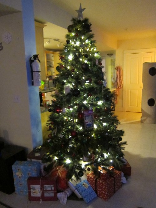 The Tree (with Presents)