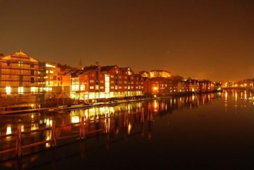 Trondheim Night