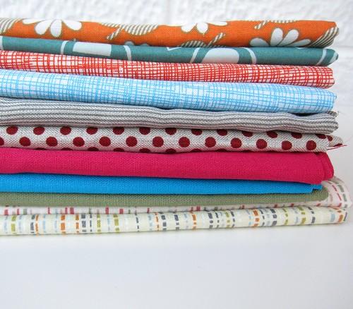 Fabrics from Seamstar