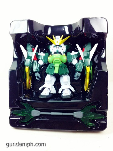 SD Gundam Online Capsule Fighter ALTRON Toy Figure Unboxing Review (9)