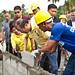Pres. Aquino lays first ceremonial brick