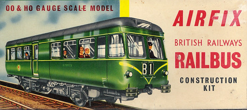 British Railways Railbus