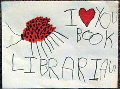 I *heart* you book librarian